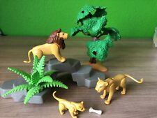 Playmobil 3239 Löwenfamilie    B