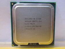 CPU Intel Core 2 Duo E7500 2,93Ghz 3Mo 1066Mhz SLGTE Socket LGA775