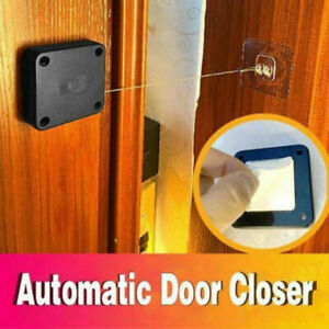 Punch free Automatic Sensor Door Closer Automatik SELBSTSCHLIEßER Tsa_