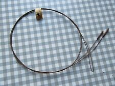 VW TYPE 1 BEETLE HEATER CABLE 1951-55  111 711 629A