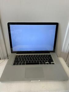 "Apple MacBook Pro 15"" Core 2 Duo 2.53GHz P8700 MC118LL/A (2009) 250GB 4GB Ram"