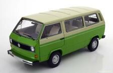 1:18 Schuco VW T3 bus 1979-1990 green/lightgreen
