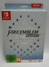 FIRE EMBLEM WARRIORS LIMITED EDITION NINTENDO SWITCH NUOVA NEW PAL