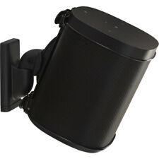 Sanus WSWM21B Swivel/Tilt Wall Mount Bracket Holder for Sonos Speakers Black