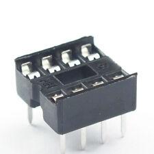 New 20 PCS 8 Pin DIP8 Integrated Circuit IC Sockets Adaptor Solder Type BA9