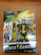 Hasbro Power Rangers Beast Morphers Gold Ranger 6in Action Figure
