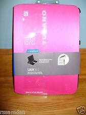 "Tucano ""MACRO"" hard folio case - Samsung Galaxy Tab 3 10.1"", Fuchsia/pink NEW !"