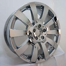 "19"" Chrome Mercedes Benz MBZ GLK OEM Wheel Rim 85095 7.5 A2044011502"