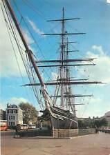 The Cutty Sark ship postcard