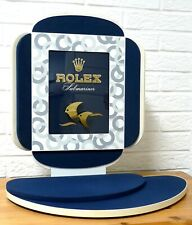 ROLEX Submariner Swiss watch shop display from early 70's
