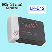 Original Canon LP-E12 LPE12 Battery For Canon EOS 100D M2 M10