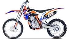 Pitbike moto da cross 250cc 4T fuoristrada Pneumatici 21'' ammortizatore a gas