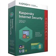 Antivirus Kaspersky Internet Security multi