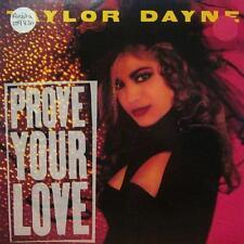 "Taylor Dayne(7"" Vinyl P/S)Prove Your Love-Arista-109 830 -UK-Ex/NM"