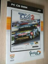 PC CD Rom Spiel TOCA 2 Touring Cars