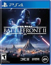 Star Wars Battlefront 2  II - PlayStation 4 NEW