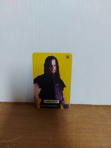 WWE Ravensburger Card Undertaker NM
