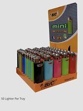 Bic Lighter J25 50 MINI Small BIC Lighters