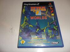 PlayStation 2  PS 2  Tetris Worlds