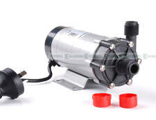 """Food Grade High Temperature Magnetic Drive Pump with 1/2"""" BSP Home Brew  FP"""