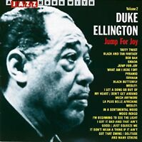 DUKE ELLINGTON - JUMP FOR JOY   CD NEW!