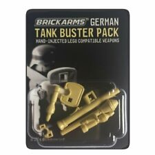 BrickArms German Tank Buster Pack Weapons Compatible with LEGO Minifigures NEW