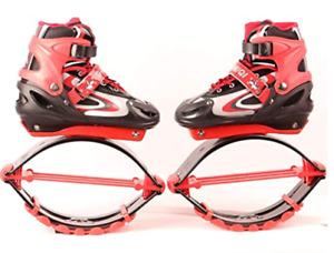 Unisex Bounce Kangaroo Anti-Gravity Jumping Dancing Sports Shoes Adults - Size L