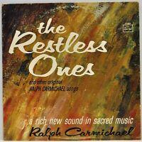 """Ralph Carmichael """"The Restless Ones"""" LP (Sacred LPS 74046) Vinyl LP"""