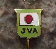 Japan Volleyball Association Jva Japan Flag Sports Confederation Pin Badge