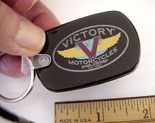 Victory Motorcycles Polaris Est 1954 Bendable Rubber Promo Keychain