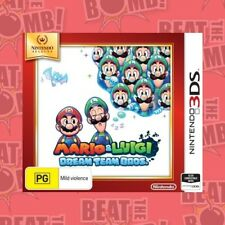 Mario and Luigi Dream Team Bros (Nintendo Selects)  - 3DS game - BRAND NEW