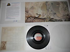 Yes Relayer Atlantic 1981 Japan Analog Press ARCHIVE MASTER Ultrasonic CLEAN