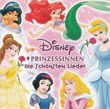 Disney - Prinzessinnen - die schönsten Lieder CD 2006