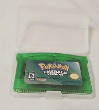 Nintendo Pokemon Emerald Version (USA 2005) for Game Boy Advance GBA DS