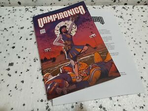 Vampironica BOOK ONE Paperback – Illustrated,2019 ARCHIE COMIC PUBLICATIONS
