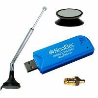 NooElec NESDR Mini 2+ RTL-SDR & DVB-T USB Set w/ 0.5PPM TCXO & R820T2 Tuner USA