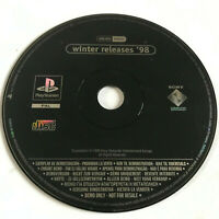 Winter Releases 98 Demo / Disc Only / Playstation 1 PS1 PS2 / SCED-01441 / #2