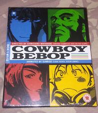 Cowboy Bebop - Box Set 1 Collectors Edition Episodes 1-13 Anime Ltd. UK ed. OOP