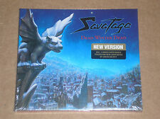SAVATAGE - DEAD WINTER DEAD - CD DIGIAPAK SIGILLATO (SEALED)