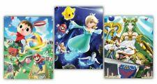 Club Nintendo Super Hermanos Smash Palutena cartel recompensas Raro