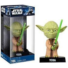 Star Wars Yoda 15cm Bobble Head Wacky Wobbler Funko