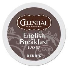 Celestial Seasonings English Breakfast Tea 24 to 144 Keurig K cup Pick Any Size