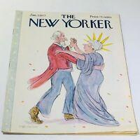 The New Yorker: January 3 1977 - Full Magazine/Theme Cover James Stevenson