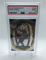 2018-2019 Panini Select Trae Young Rookie Premier Level PSA 9 #142 🔥📈