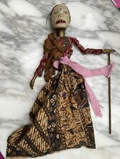 Indonesian Puppet Old