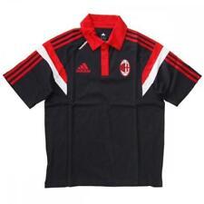 Camisetas de fútbol de clubes italianos de manga corta AC Milan