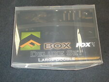 Fox F-Box Deluxe Double Box Large  Carp fishing tackle