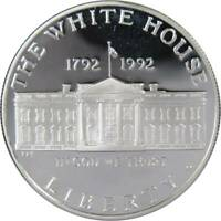 1992 W $1 White House Commemorative Silver Dollar US Coin Choice Proof