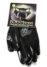 Black Mamba Nitrile Material Handling Gloves (Large)