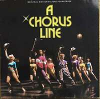 Various A Chorus Line Original Motion Pict LP Club Vinyl Schallplatte 131941